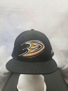 Anaheim Ducks New Era 59fifty 7 5/8 NHL