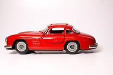 VINTAGE BANDAI 1950's Mercedes Benz Gullwing 300SL 2-door coupe