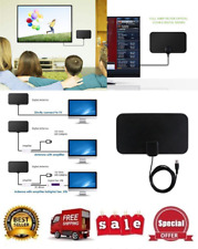HD Antenna EZ Digital TV Fox HDTV Bandit Cable New Free Skywire Easy Channels 20