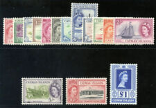 Elizabeth II (1952-Now) Mint Hinged Single Caymanian Stamps