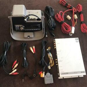Alpine RUX-C701 & PXA-H701 Set Multimedia Manager