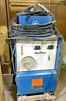 Used Miller Constant Potential DC Arc Power Source CP 300 MIG Wire Feed