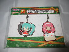 Hatsune Miku and Megurine Luka Keychain Strap Vocaloid Good Smile Company