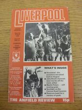 22/04/1978 Liverpool v Norwich City  (Creased)