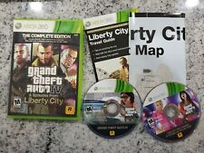 Grand Theft Auto IV & Episodes From Liberty City (The Complete Edition XBOX 360)