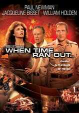 When Time Ran Out DVD (1980) - Paul Newman, Jacqueline Bisset, William Holden
