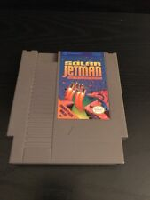 Original Nintendo Solar Jetman Hunt For The Golden Warship (Cleaned,Tested)