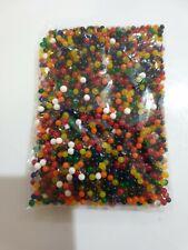 Rainbow colours Orbeez Crystal Water Beads Vase Wedding 1000g lot!! (200,000)
