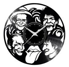 Orologio disco vinil clock orologio da parete rollyngstones vip