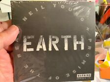 NEIL YOUNG EARTH    2 CD New Sealed