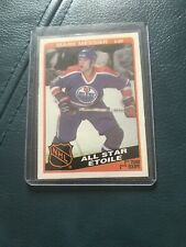 1984-85 O-PEE-CHEE #213 MARK MESSIER NM-MT OILERS AS