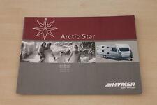 175174) Hymer Artic Star 565 595 685 785 - Norwegen - Prospekt 02/2010