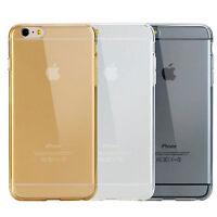 FUNDA TPU 100% GEL TRANSPARENTE ULTRA FINA SLIM 0.3MM PARA iPhone S Plus 6 Plus