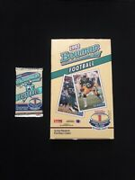 1993 Bowman HOBBY Football Pack🔥1 Rare Relic Per Pack🔥Possible Bettis Rookie!