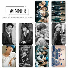 10pcs Winner The 2nd Album Everyday Crystal Photocard Card Sticker ZKT1022