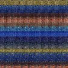 Noro ::Silk Garden Sock #S458:: silk mohair yarn Tropico