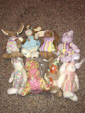 Longaberger Boyd's Bear Easter Lot