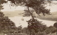 Woodbury near Falmouth. River Fal by Bragg.