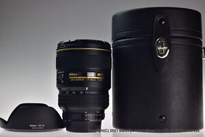 NIKON AF-S NIKKOR ED 17-35mm f/2.8D SWM IF * Read