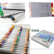 72 Pcs Marco Colored Pencils Set For Student Office Sketch Drawing Art Craft