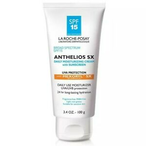La Roche Posay Anthelios SX Daily Face Moisturizer with Sunscreen-SPF15 exp12/22