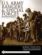 WW2 WWII US American U.S. Rangers & Special Forces Of World War II Robert Todd R