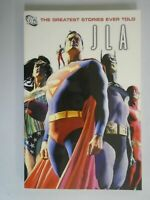 JLA The Greatest Stories Ever Told TPB SC 8.0 VF (2006)