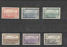 Algeria - airmail set