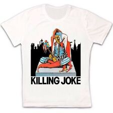 Killing Joke Empire Song Punk Rock Retro Vintage Unisex T Shirt 1772