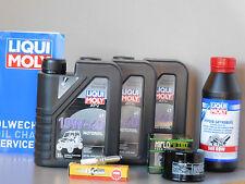 Maintenance Set ATV QUAD YAMAHA YFM 700 Grizzly Kodiak Service Oil Spark Plug