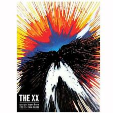 THE XX THE FONDA 2012 PRINT BY KII ARENS