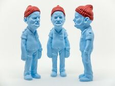 Steve Zissou Life Aquatic Bill Murray Mini Handmade Figure