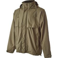 Trakker New Downpour+ Waterproof Jacket Breathable,Storm Flaps,Mesh Air Vents