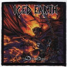ICED EARTH PATCH / SPEED-THRASH-BLACK-DEATH METAL