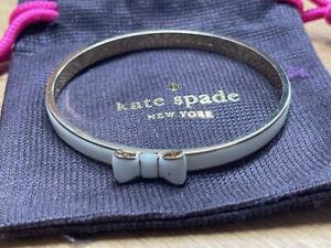 Kate Spade New York Bow Bangle with enamel: Ladies