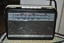 50er The 60er Radio nordmendetransita De Lux, Battery Operation, 50s 60s