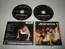 JEANETTE/BREAK ON THROUGH(KUBA/9865916)2xCD ALBUM