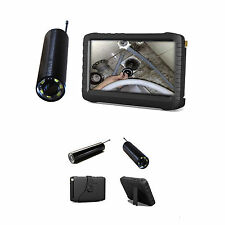 Small portable 2.4G wireless inspection camera DVR for pipe,gutter,chimney clean