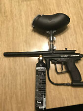 Spyder agressor paintball gun W/ tank