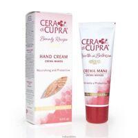 Cera Di Cupra NEW Hand Cream 75ml - Nourishing & Protective with Virgin Beeswax