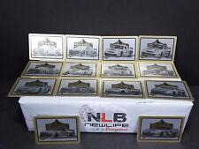 Lot of 14 1996 Finish Line Black/Gold Base Cards C1-C14