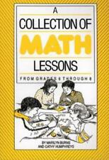 A Collection of Math Lessons: From Grades 6-8-ExLibrary