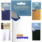 `Iron-On Bondex Mend and Repair Fabric