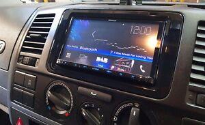 Vw T5.1 Flush Fit Radio Facia.