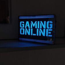 Dekolampe Gaming Online Zocker Dekolicht Zocker Nachtlicht Dekoleuchte Gamer