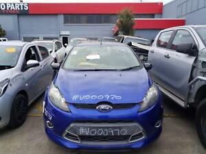 FORD FIESTA 2013 VEHICLE WRECKING PARTS ## V000970 ##