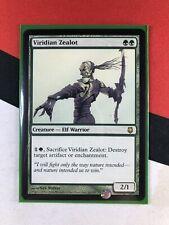 Viridian Zealot Played   Darksteel   MTG Magic the Gathering Rare Green