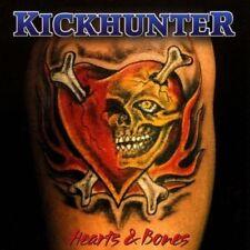 KICKHUNTER - HEARTS & BONES LIMITED DIGI CD + BONUS MIT M. GROSSKOPF HELLOWEEN