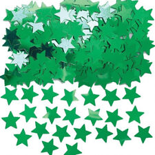 Green Star Confetti 14g Christmas Birthday Irish Party Decoration Table Amscan