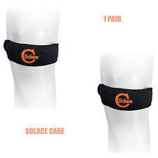 Solace Care 1 ABBINALA band di supporto tendine rotula ginocchio cinturino Maglione RUNNER Wrap